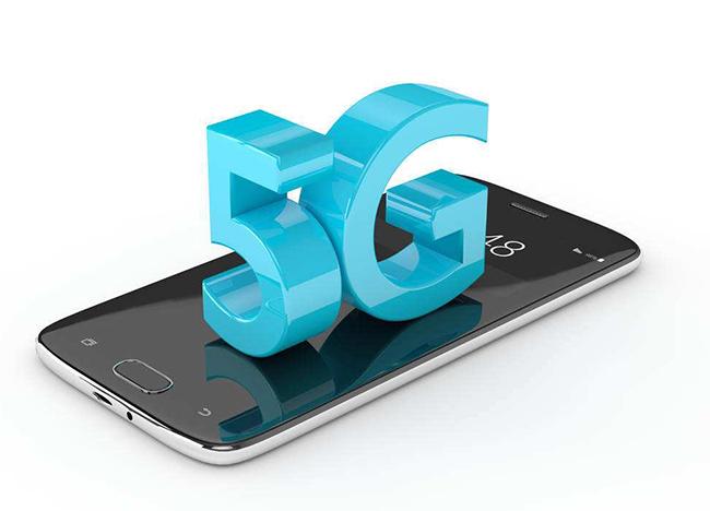 你好,5G手机!