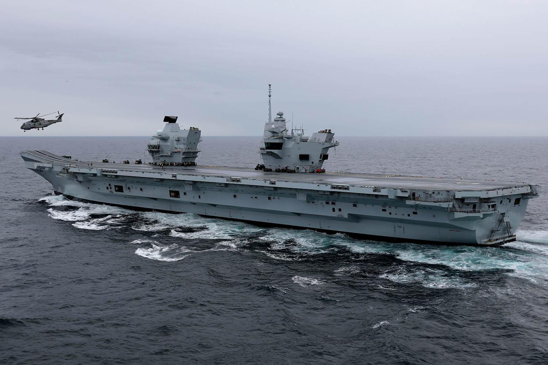 英海军前参谋长:英国无力保护领海 军舰都不够