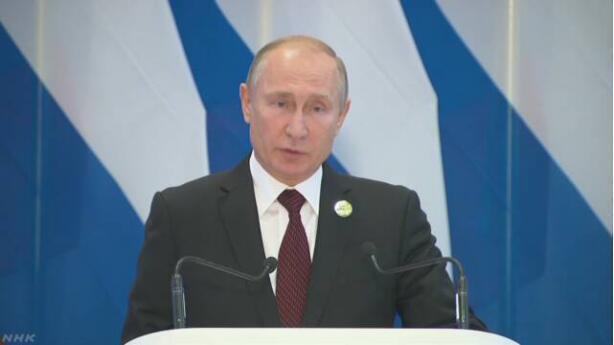 安倍10日将与普京举行第22次首脑会谈 普京拟明年访日