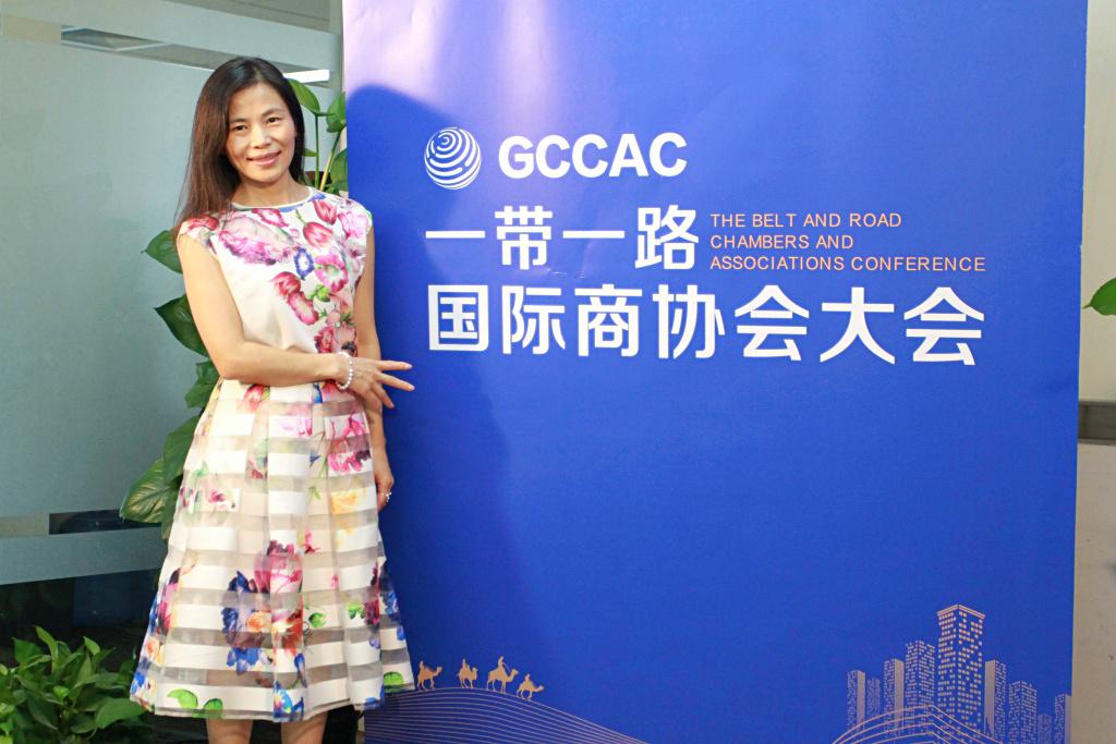 北京温州商会秘书长王燕:商协会的联动作用不可估量