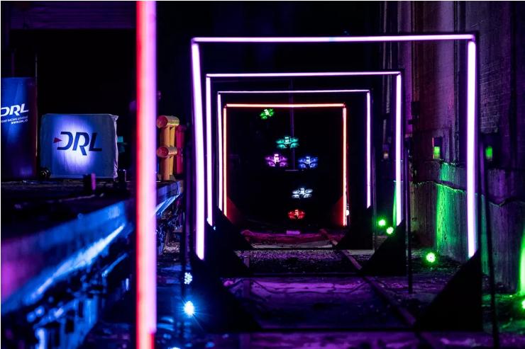 洛马联合英伟达搞无人机比赛:AI将与人类正面交锋