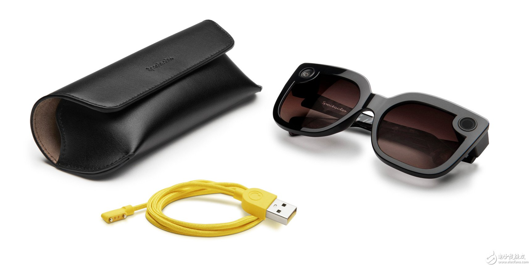 Snap推新款智能眼镜 看起来更像传统太阳镜