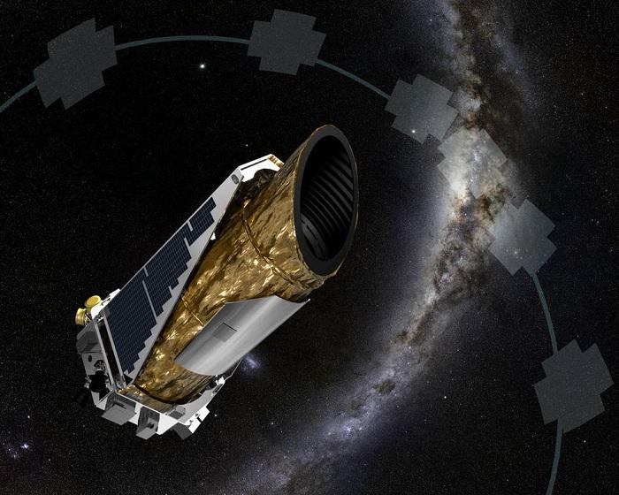 开普勒开启第19次探测任务 或是最后一次被唤醒