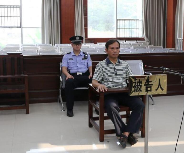 河池市住建局原局长农文广受贿246万 一审被判7年
