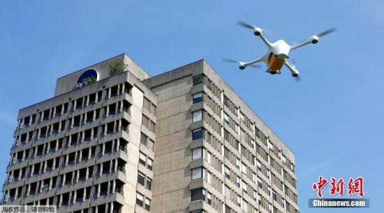 数名旅俄中国公民违规放飞无人机受罚 中使馆提醒
