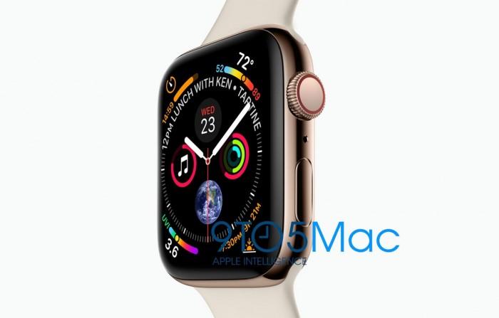 42mm新一代Apple Watch分辨率为384×480