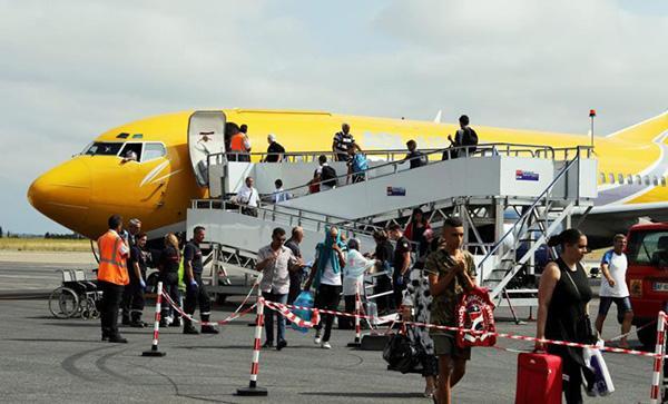 阿尔及利亚飞法国一航班被短暂隔离:一儿童疑似感染霍乱
