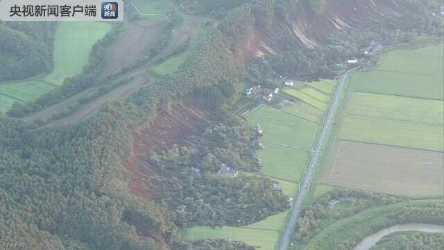日本气象厅:北海道发生里氏6.7级地震 约525万户居民家中停电