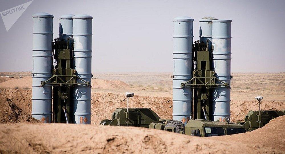 外媒:土耳其为安装俄S400防空系统准备场地