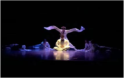 《白蛇》剧组赴塞尔维亚国际爵士戏剧节