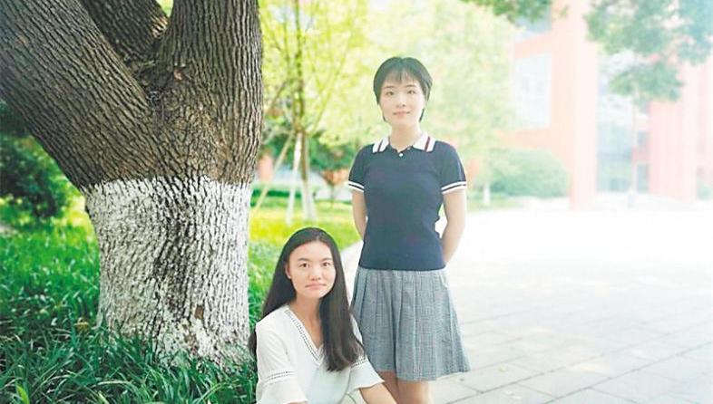 两位90后清华女硕士入职长沙雅礼 曾是高考状元