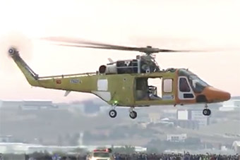 土自研多用途直升机完成首飞 想要2021年量产