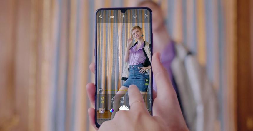 """商汤SenseAR美体塑形加持  vivo X23引爆手机""""瘦身""""热潮"""