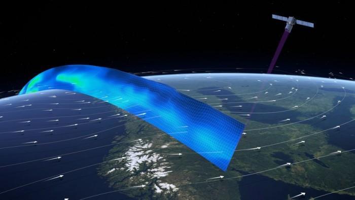 欧空局Aeolus卫星开始任务 用激光监控全球风的动向