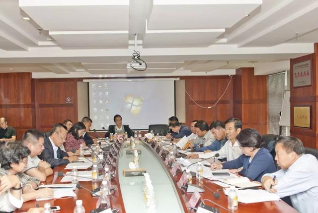 吉林省民政厅召开部分省级社会组织负责人座谈会