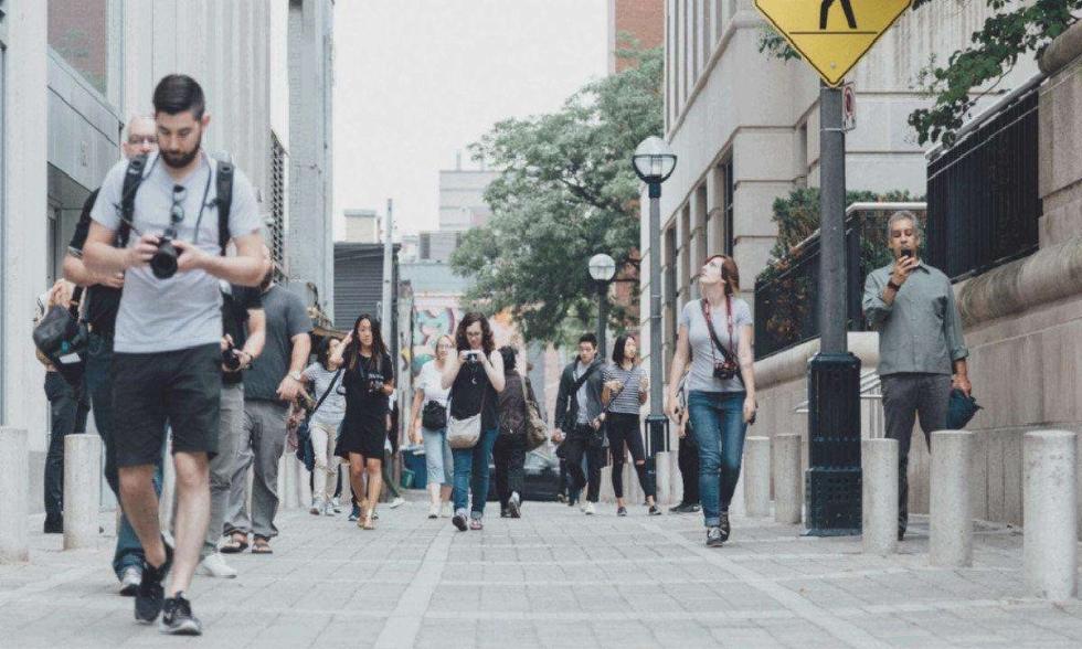 通过你的走路姿势 人工智能知道了好多你的秘密