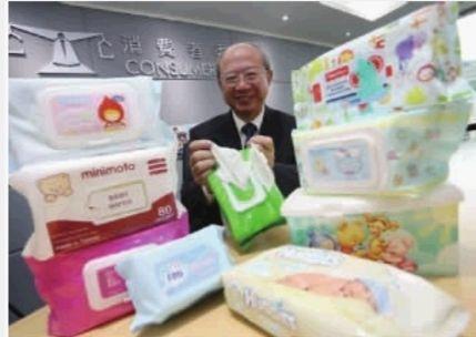 防腐剂湿巾流向婴幼儿 心相印等品牌上黑榜