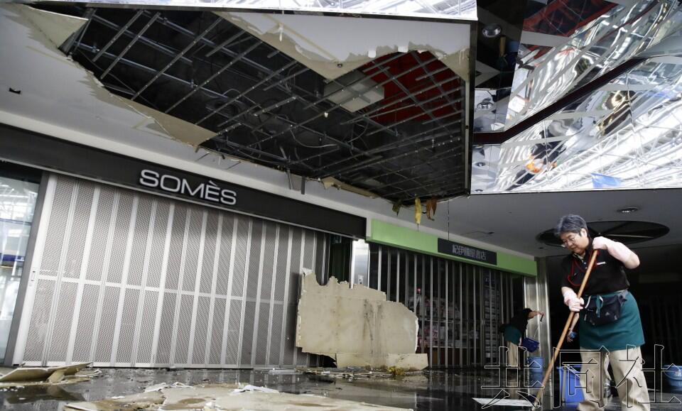 关西、新千岁两机场关闭冲击日本经济 访日游客和物流均受影响