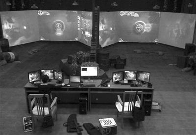 VR射击系统用于军训不去靶场也能体验打靶归来