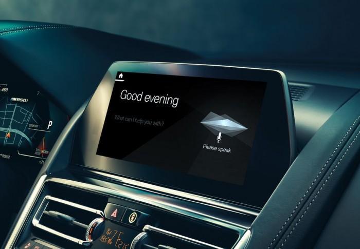 宝马宣布自主打造一套车载语音助手系统