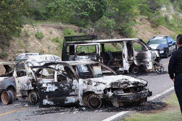墨西哥格雷罗州发生武装冲突 致1名警察死亡4人受伤