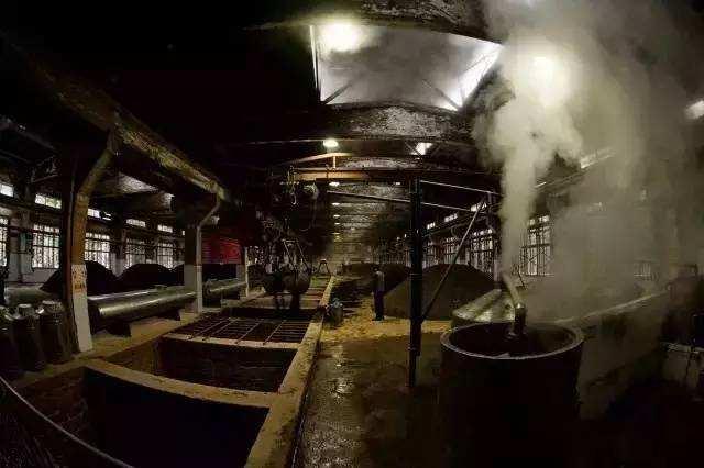 酒香中的泸州国窖之旅