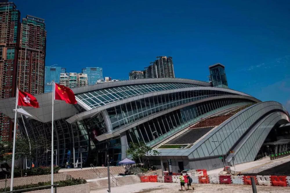 这些城市能坐高铁去香港啦!看看有你家吗?