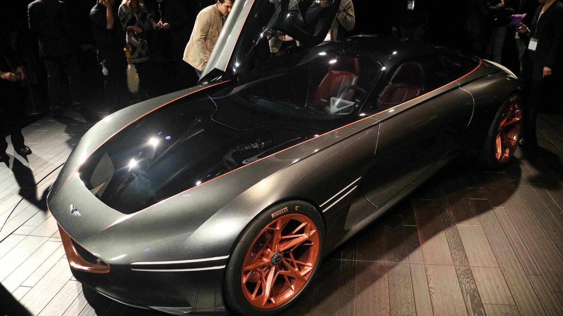 捷恩斯Essentia将限量生产 为品牌最贵车型