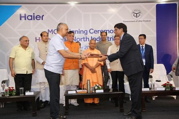 海尔在印度投建第二个工业园 本土化战略再下一城