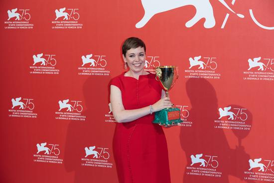 《宠儿》威尼斯电影节奥利维娅·科尔曼获封影后