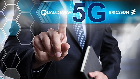 高通与爱立信合作完成新空口呼叫 为5G手机商用铺路