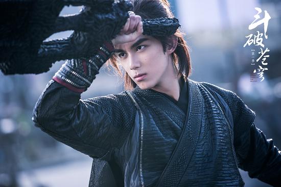 《斗破苍穹》少年团集结 吴磊逆境修炼突破自我