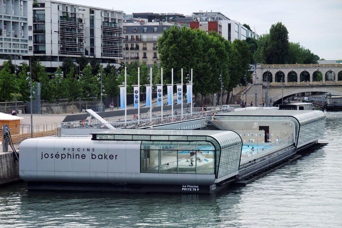 游览好去处: 法媒推荐法国8大最美游泳馆