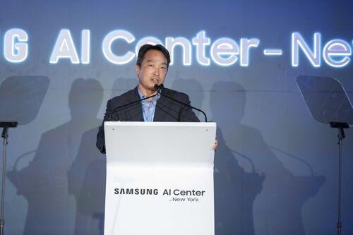 三星新AI研究中心落户纽约 主攻机器人研究