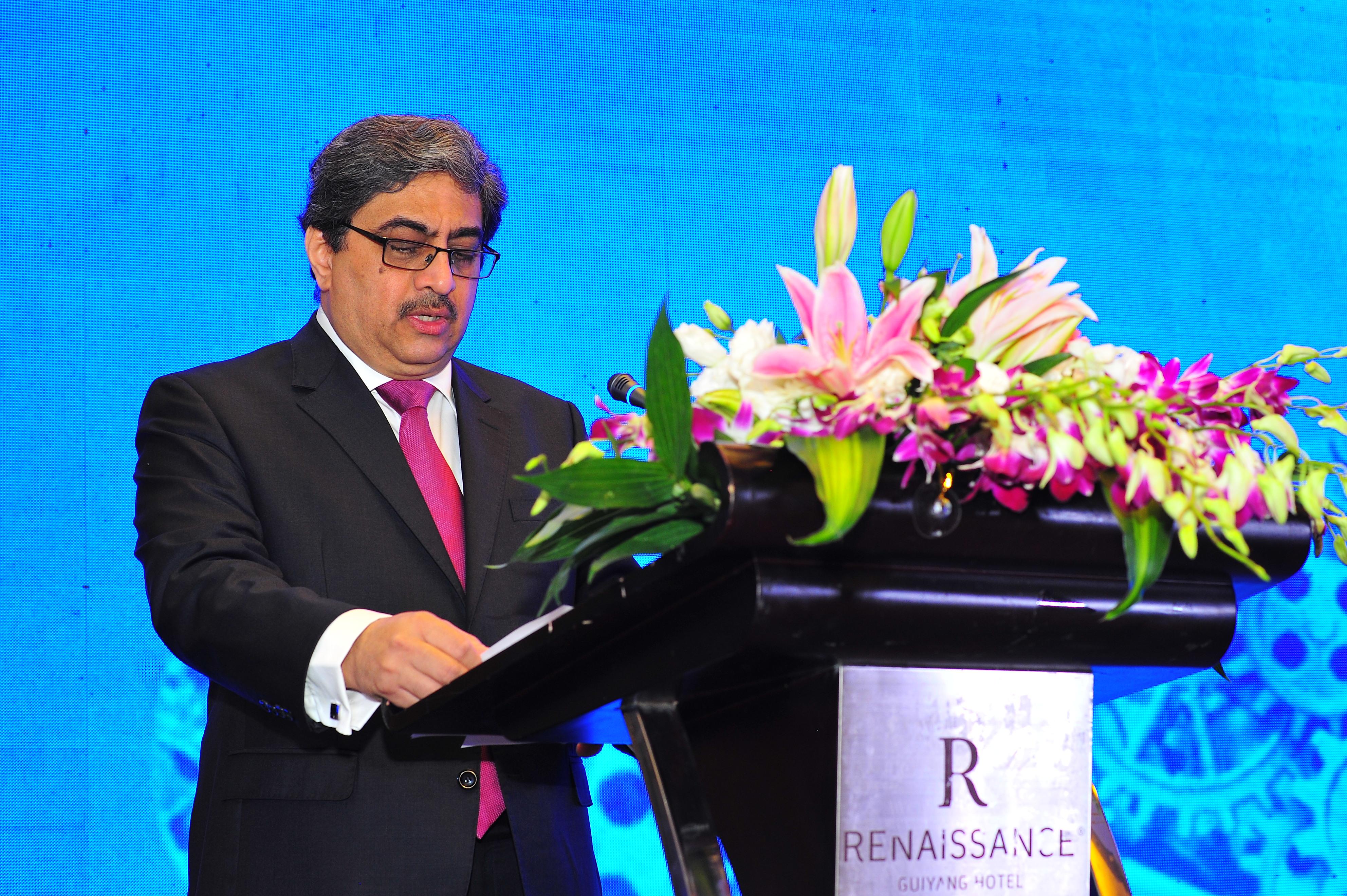 印中商业研讨会举行 探究古吉拉特邦投资机遇