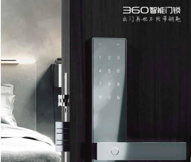 360智能门锁ORVIBO K1全面提升行业安全性能