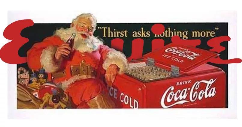 论求生欲,谁能比得过可口可乐?