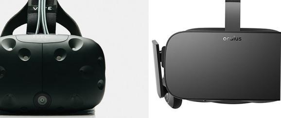 Valve调查:Oculus Rift市场占有率超HTC Vive 4%