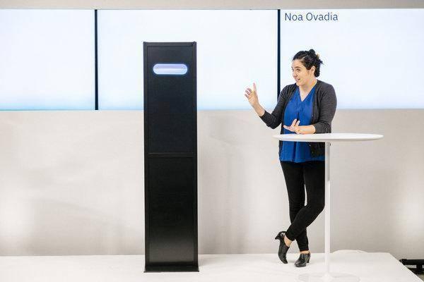 """IBM辩论机器人模仿人类语气 基本能把人类""""喷晕"""""""