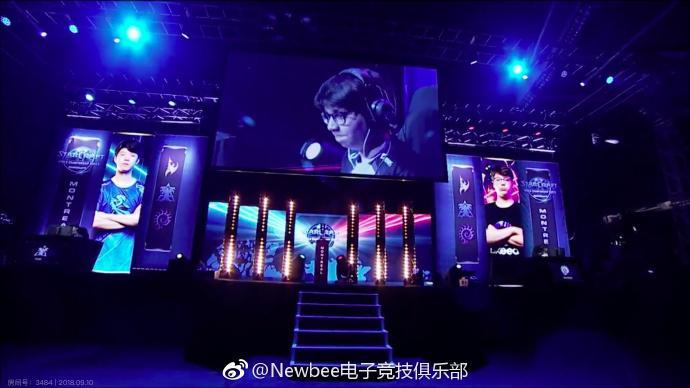 中国星际2选手TIME拿下国人最好成绩