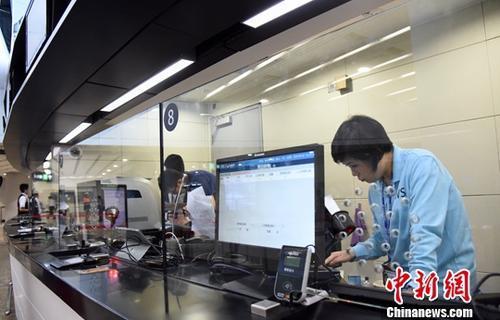 高铁香港段车票开售 越站补票机制不适用于西九龙站