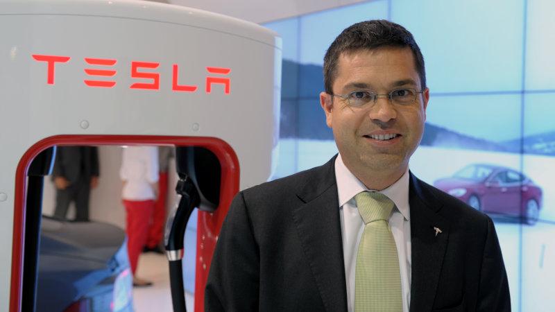 特斯拉宣布人事调整 新任汽车业务总裁