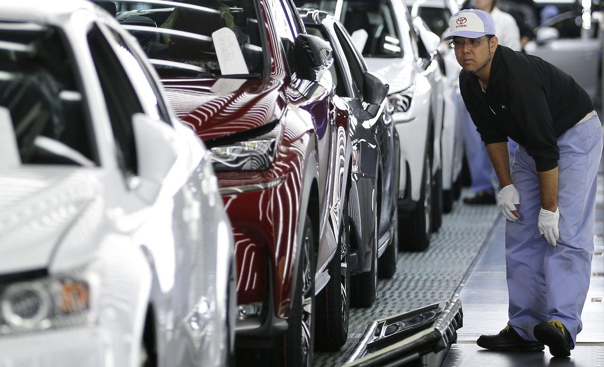 丰田日本多家工厂因地震停产 雷克萨斯受影响