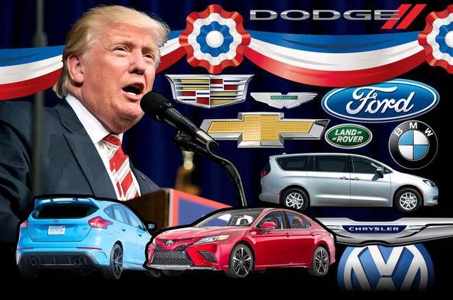 """特朗普支招福特让其""""返美生产"""",福特:在美造车""""不会盈利"""""""