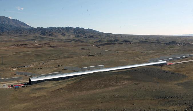 新疆:玛依塔斯风雪灾害治理试验段工程基本完工