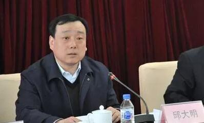 吉林省纪委副书记、省监委副主任邱大明被查