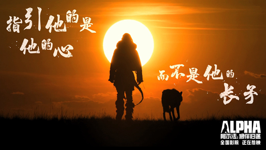 """《阿尔法:狼伴归途》揭示""""史上第一只狗""""秘密"""