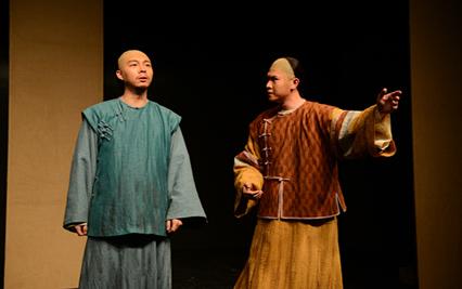 话剧《大医》登陆人艺实验剧场 青年戏剧人为中医文化发声
