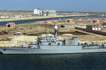韩国老旧轻型护卫舰送给埃及拉关系