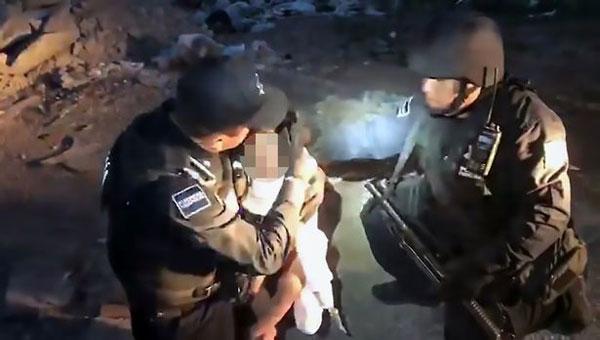 墨西哥祖孙遭绑架 祖母被杀遗弃垃圾场女童获救